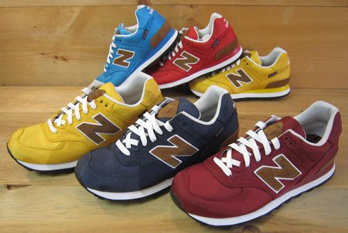 new balance 574 colors