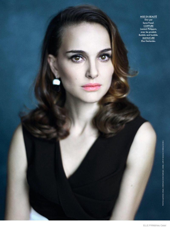 Natalie Portman: The Fashion Shoot