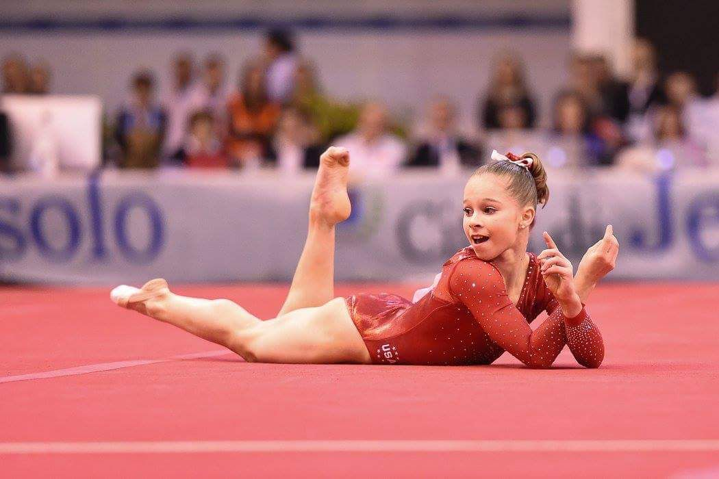 Ragan Smith Gymnastics Gymnastics Gymnastics Floor Artistic