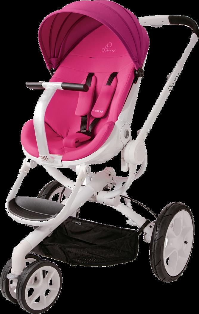 Quinny girly Baby strollers, Quinny moodd stroller