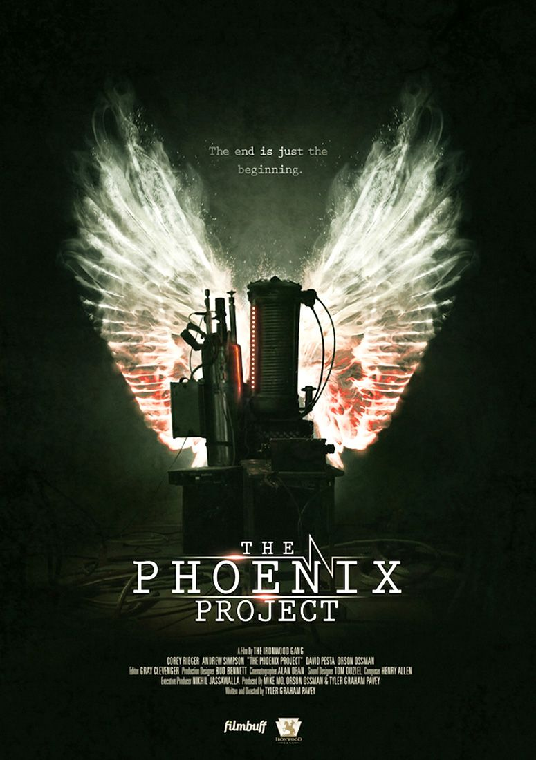 The Phoenix Project in de voetsporen van #Primer en #Flatliners #ThePhoenixProject