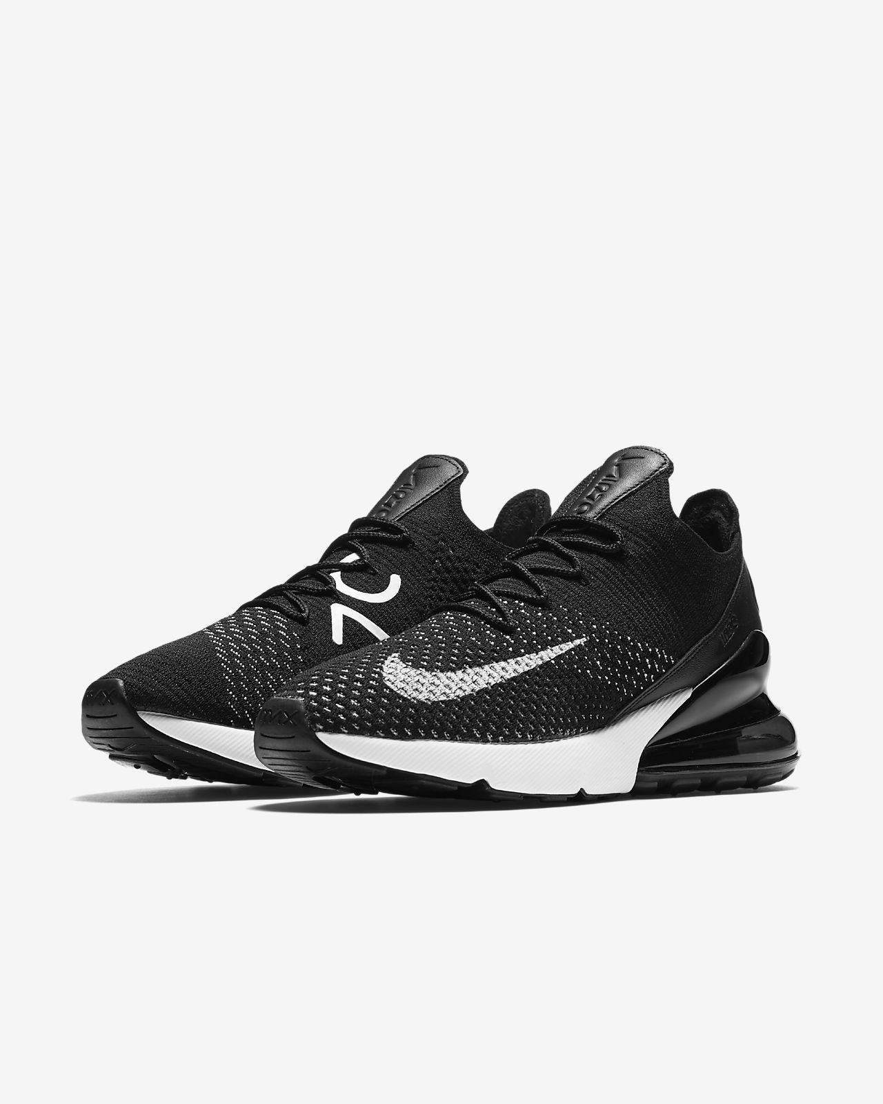 competitive price 37bbc 4c6a9 Chaussure Nike Air Max 270 Flyknit pour Femme