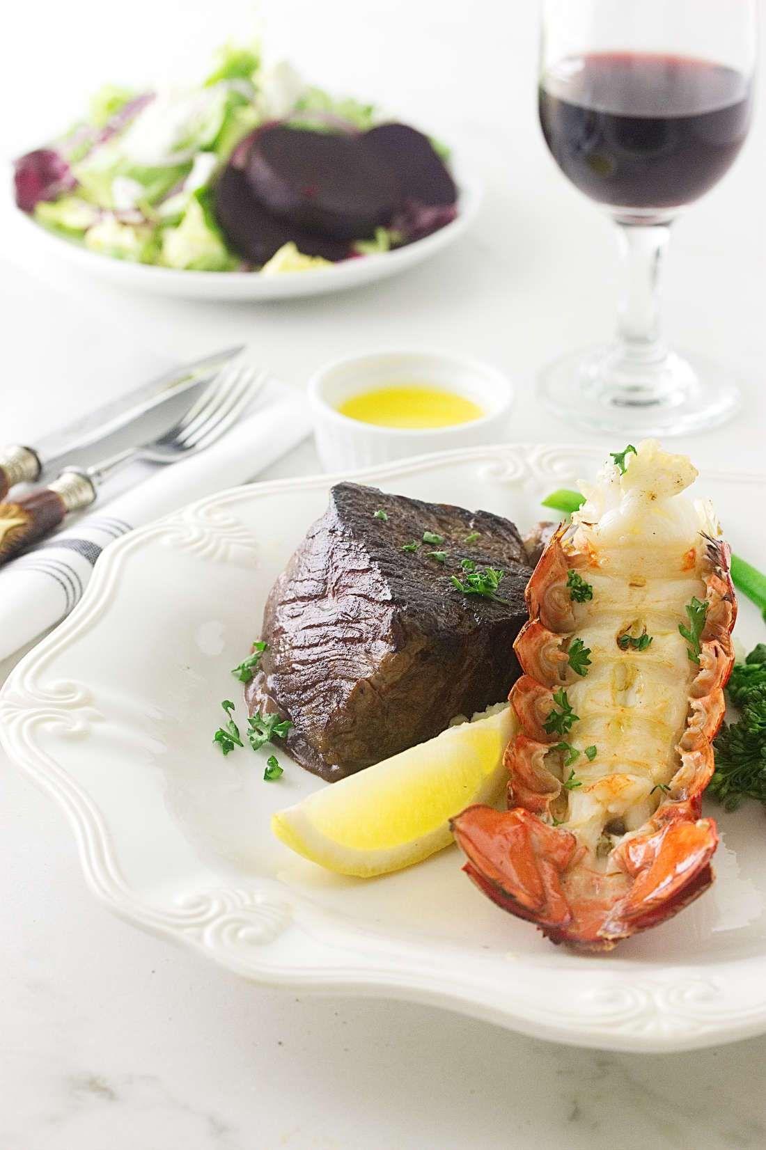 Steak and Lobster | Recipe | Steak, lobster, Romantic ...