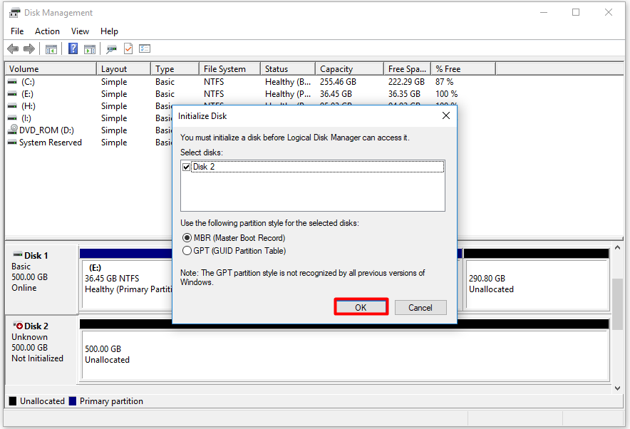 how to completely format your hard drive