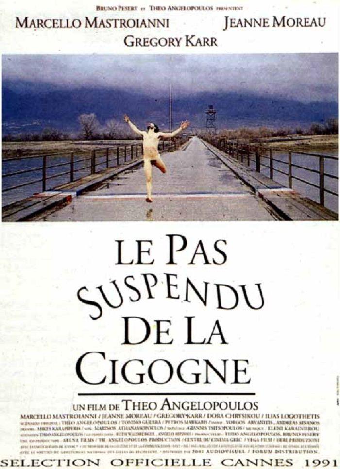 Le Pas Suspendu De La Cigogne Film Sinema Izleme