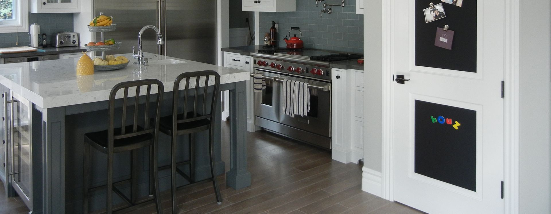 Projects The Garrison Collection White oak hardwood