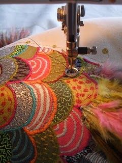 Lou Gardiner Textile Artist