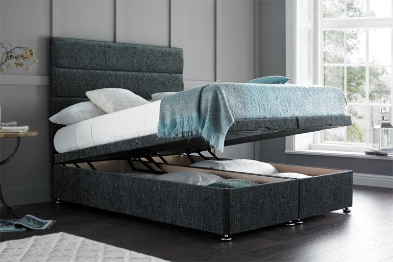 Astounding Cavendish Ottoman Bed With End Lift King Size With Katie Gmtry Best Dining Table And Chair Ideas Images Gmtryco