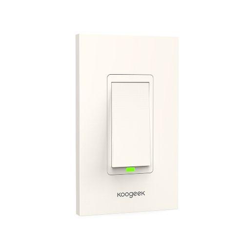 WiFi Enabled Smart Light Switch Light