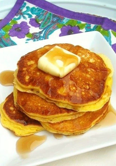 How To Simplify Edna Mae S Sour Cream Pancakes The Pioneer Woman Sour Cream Pancakes Recipes Food