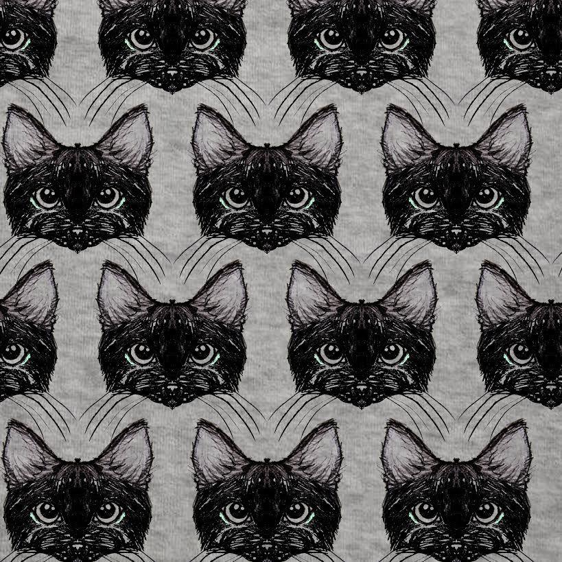 Kissi Joustocollege, meleerattu harmaa