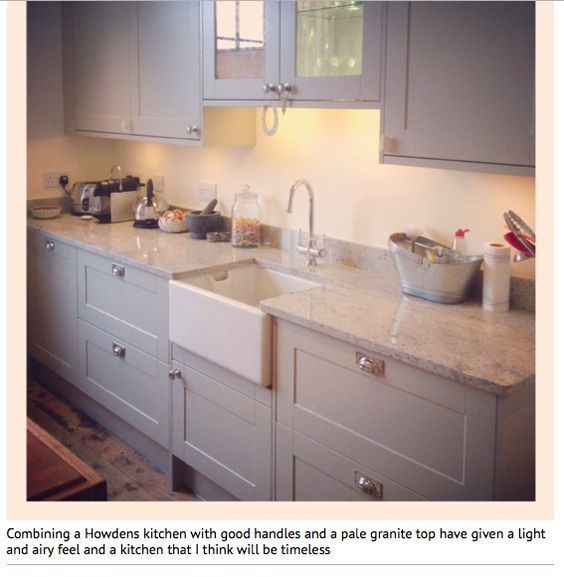 Grey Kitchen Marble Worktop: Image Result For Howdens Fairford Dove Grey