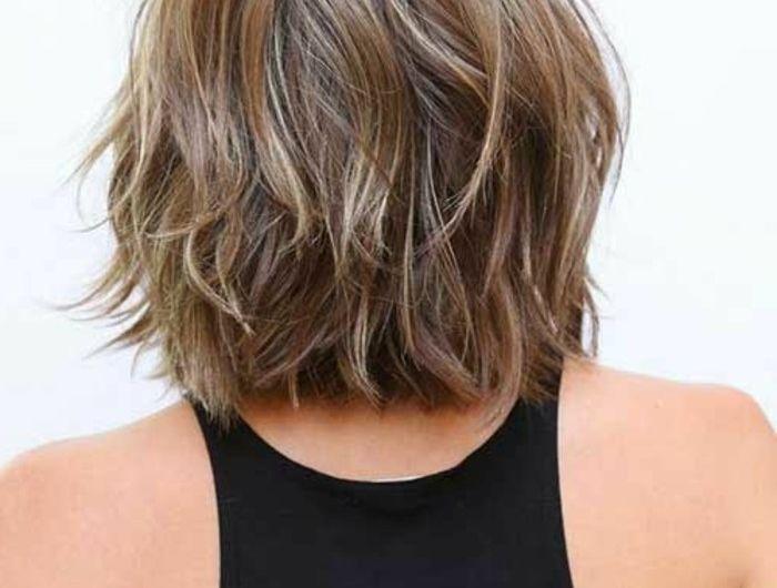 114 magnifiques photos de coiffure courte! Coupe
