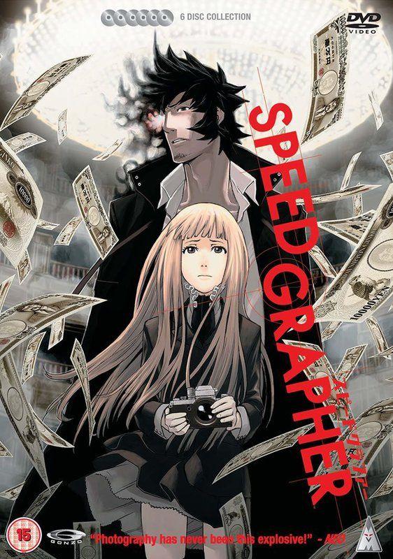Экстремальный фотограф [20052006] Anime, Anime shows