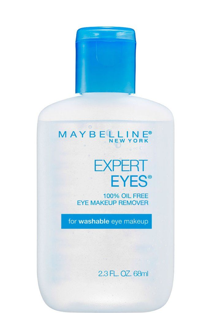 Maybelline Expert Eyes Oil Free Eye Makeup Remover Makeup