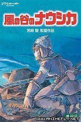 """Nausicaä del valle del viento es una historia de """"manga"""" (caricatura japonesa) llevada al cine, dirigida e ilustrada por Hayao Miyazaki basada..."""