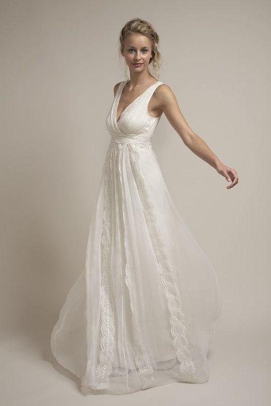 Lovely Linen Wedding Dresses For Today S Bride Weddings Dresses Linen Linen Wedding Dress Alternative Wedding Dresses Wedding Dresses 2011