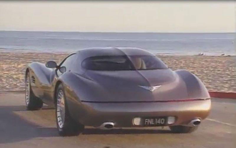 The 1995 Chrysler Atlantic Concept Car Or Atlantique As I
