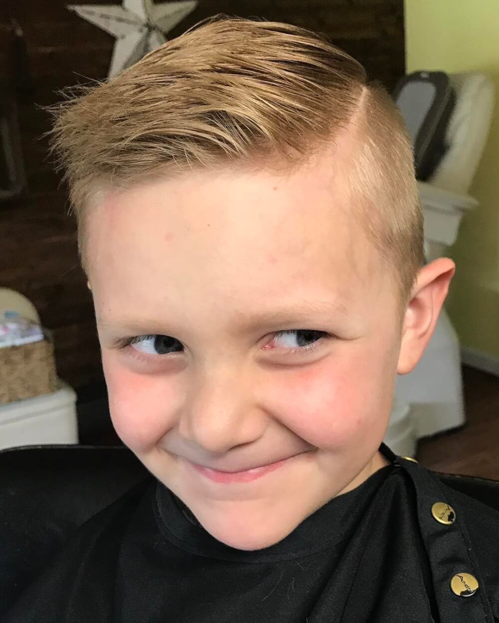 28 Coolest Boys Haircuts for School in 2020 | Boy hairstyles ...