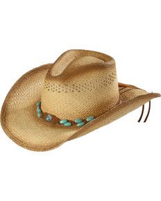 e39474d88527e Bullhide Womens You Are Easy On The Eyes Straw Hat