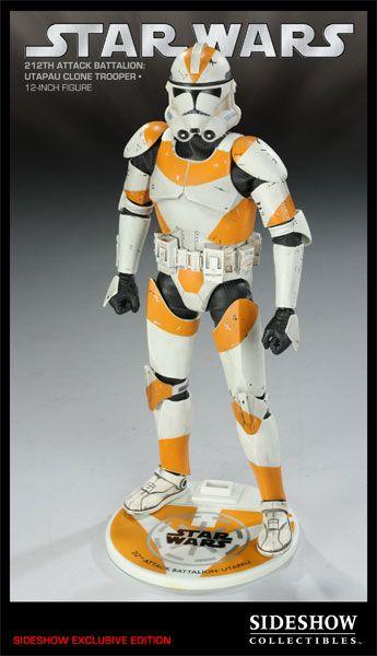 Star Wars 12 212th Attack Battalion Utapau Clone Trooper