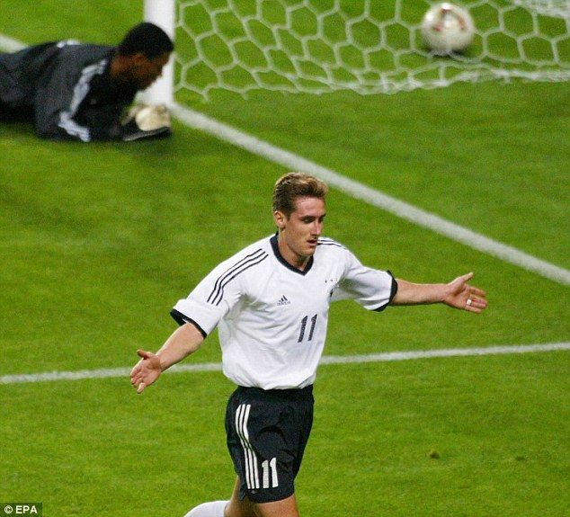Miroslav Klose Has Become The Top Scorer In World Cup History World Cup First World Cup Soccer Players