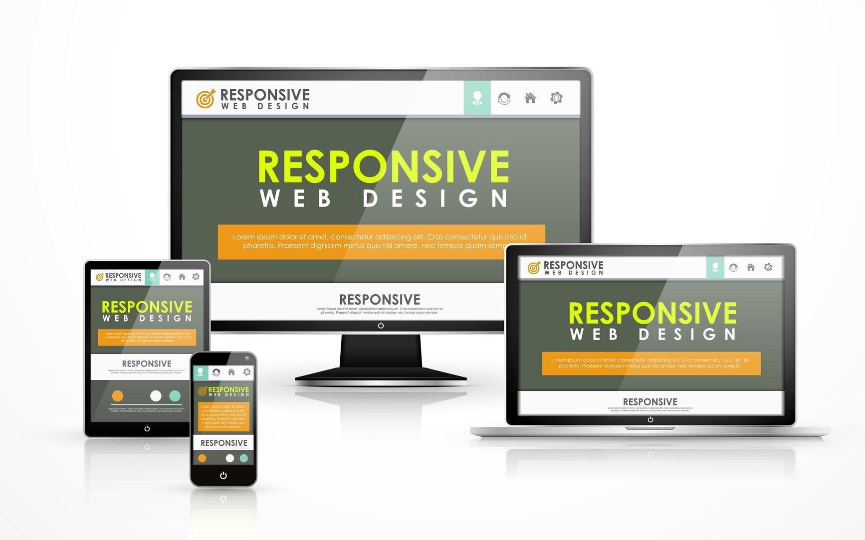 Win Games Of Thrones With Responsive Web Design Website Design Company Web Design Web Design Agency