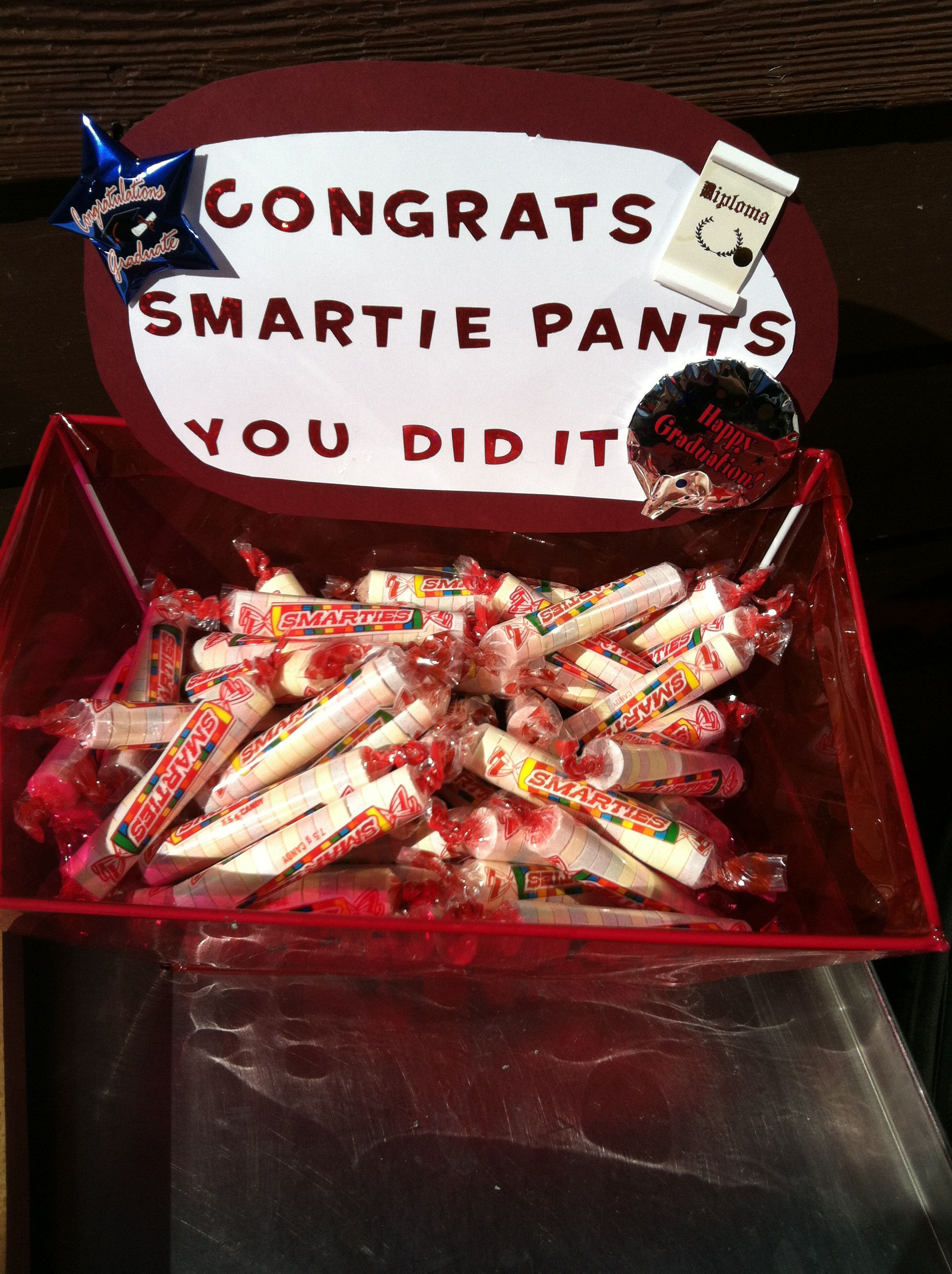 did this for my sons grad party | gifts and diy gifts | pinterest