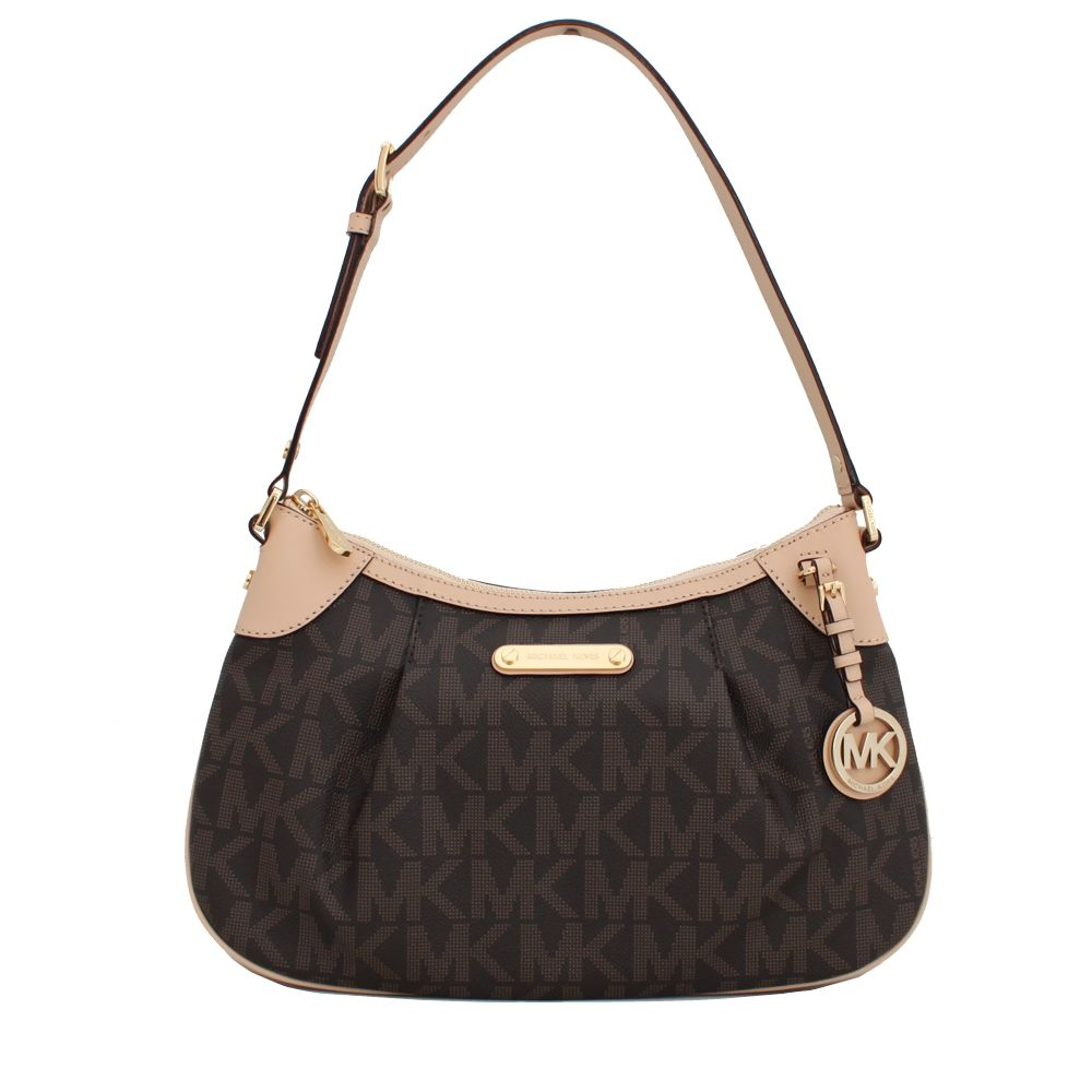 2015 New Cheap Michael Kors Amangasett Straw Large Grey Totes Women Bags  Outlet Online.