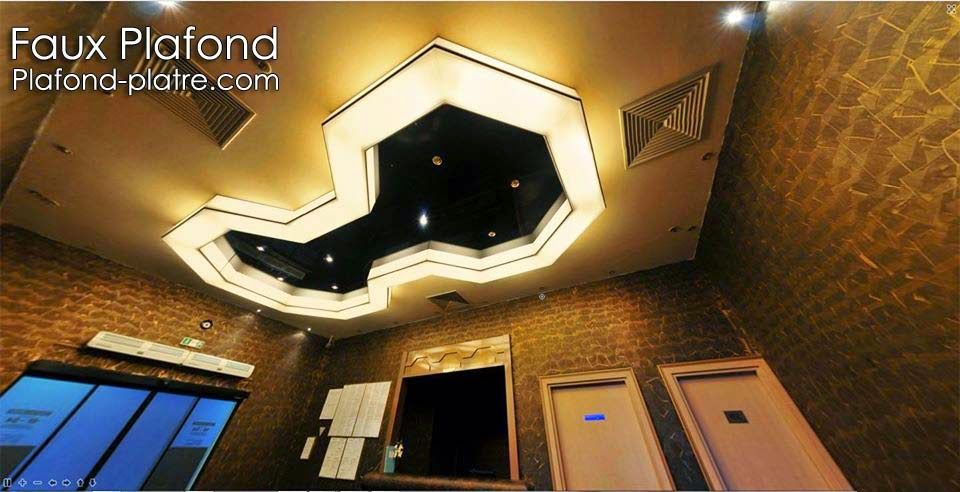faux plafond suspendu entierment fait par des experts de platre en fusions avec les super pro de. Black Bedroom Furniture Sets. Home Design Ideas