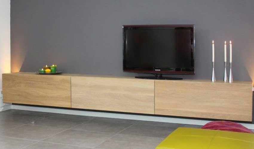 je tv meubel hoeft helemaal niet saai te zijn dat bewijst dit tv meubel wel nieuwsgierig wij. Black Bedroom Furniture Sets. Home Design Ideas
