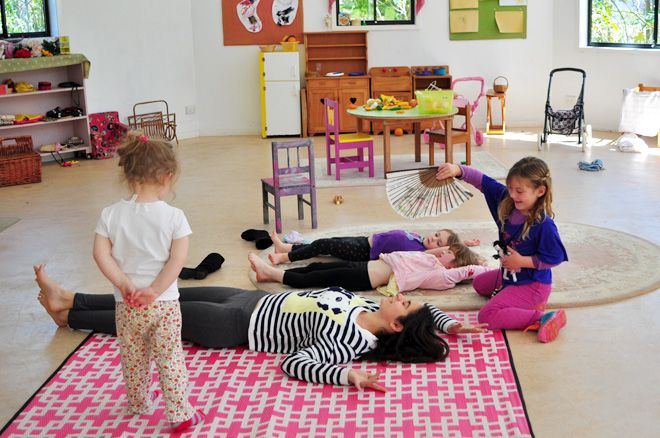 relaxation kindergarten
