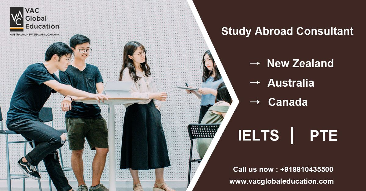 Study Abroad Consultant: Make your #student_visa process easy with