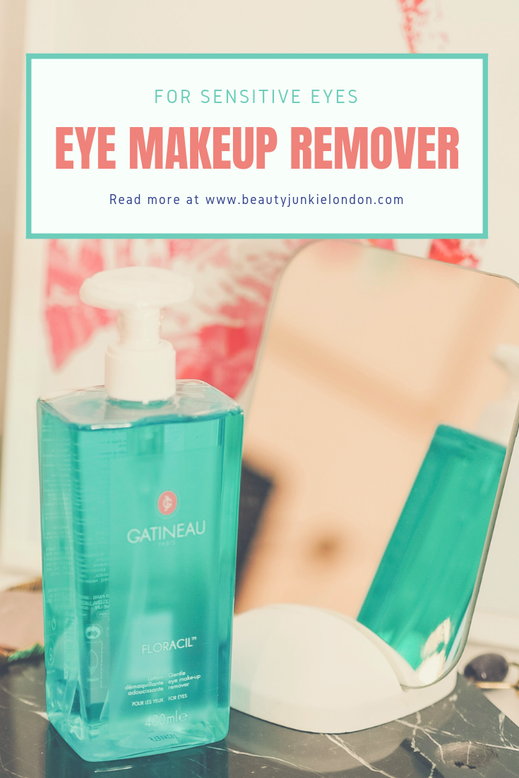 Gatineau Floracil Gentle Eye Makeup Remover (With images