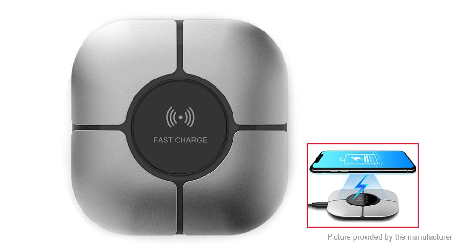 1125 f02 diy desktop qi inductive wireless charger 10w