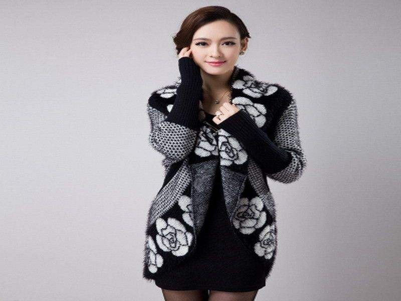2018 New Fashion Autumn Spring Women Sweater Cardigans Casual