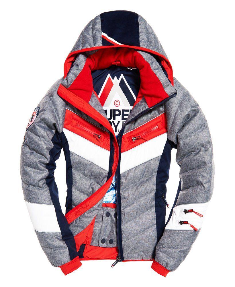 Superdry Veste à capuche Scuba Slopestyle Fuji   Ski   Pinterest ... 7fdf5d4eec8d