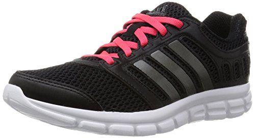 Adidas Breeze 101 2 W Scarpe da corsa, Donna, Multicolore... https