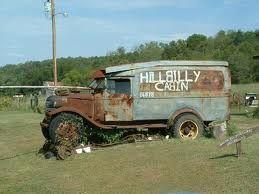 Hillbilly van i found today - Imgur