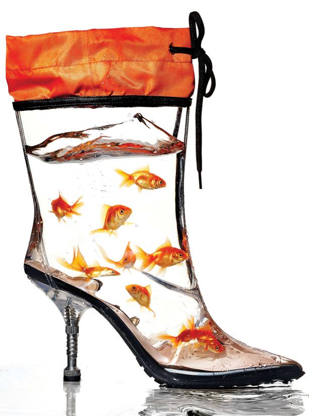 Fashionhorrors: Bota de agua - Miu Miu FW'14/15