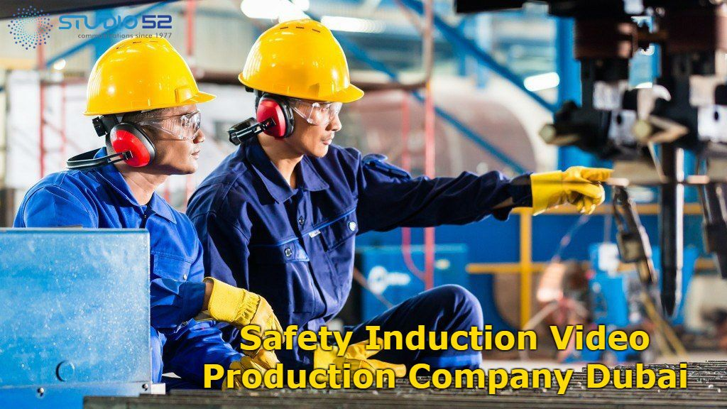 If you're looking for a safety induction video production