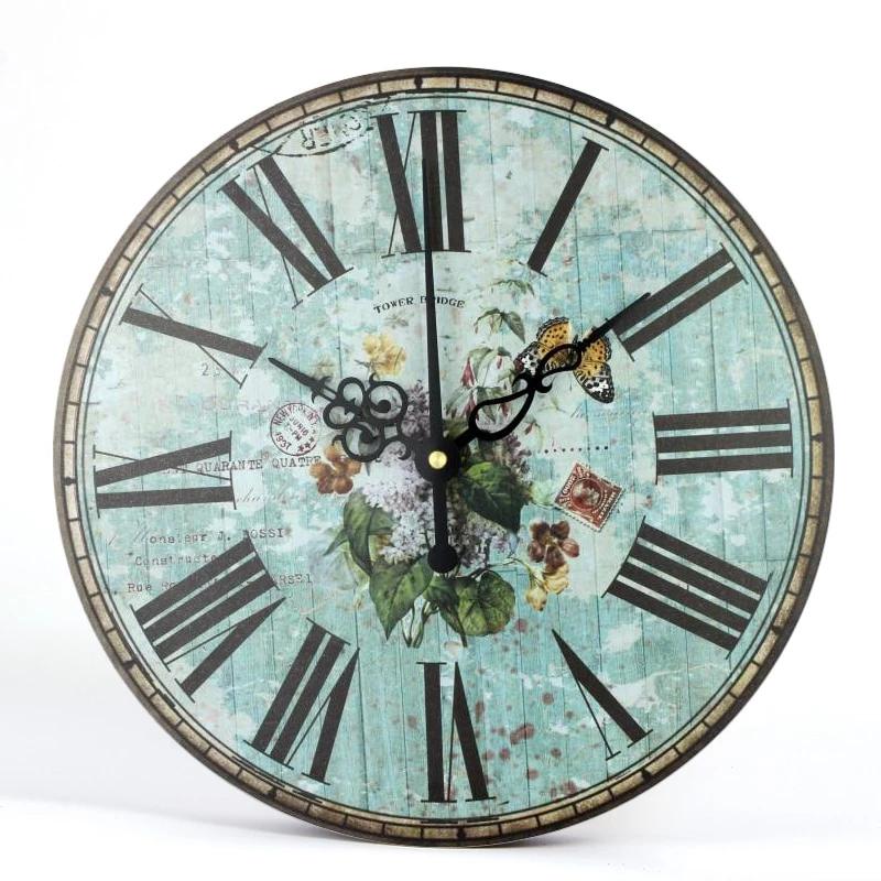 Orologio da parete retrò Orologio da parete in stile europeo
