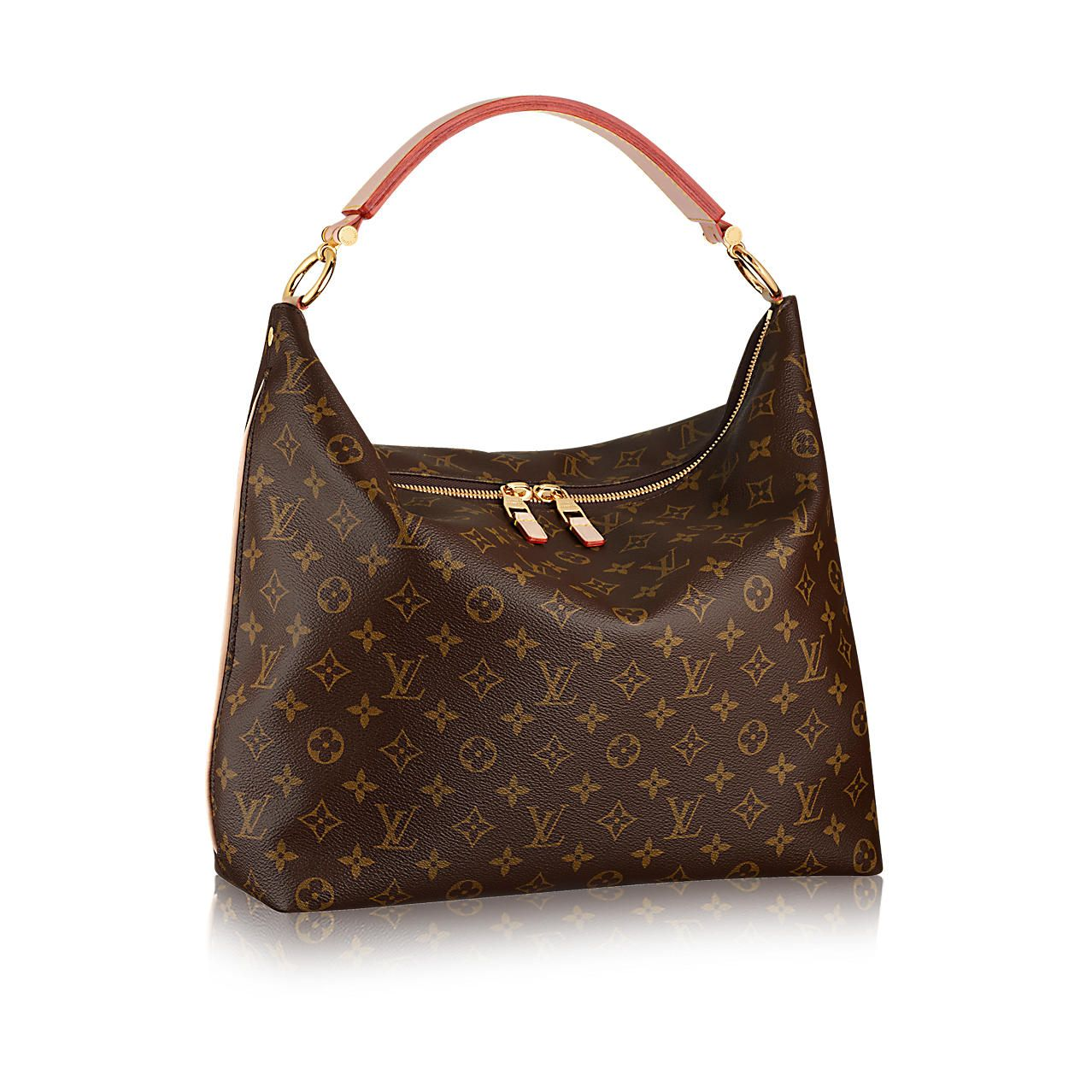 Louis Vuitton Sully Mm Monogram M40587 Designer Handbags For Women Canada