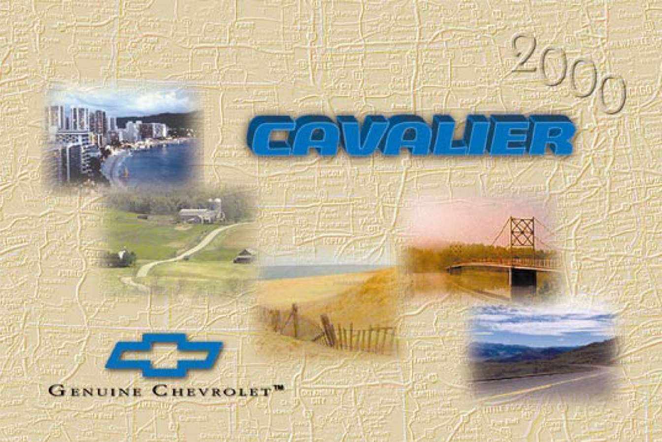 Chevrolet Cavalier 2000 Owner S Manual Has Been Published On Procarmanuals Com Https Procarmanuals Com Chevrolet Chevrolet Cavalier Owners Manuals Chevrolet