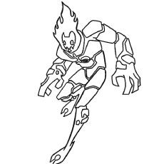 Top 10 Free Printable Funny Alien Coloring Pages Online Coloring Pages Ben 10 Coloring Sheets