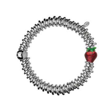 Links Of London Wimbledon 2017 Strawberry Sweetie Bracelet