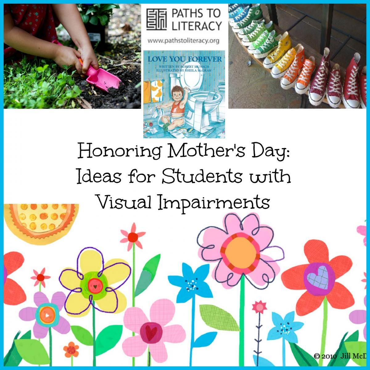 Honoring Mother S Day Visually Impaired Children Mothers Day Holidays And Events