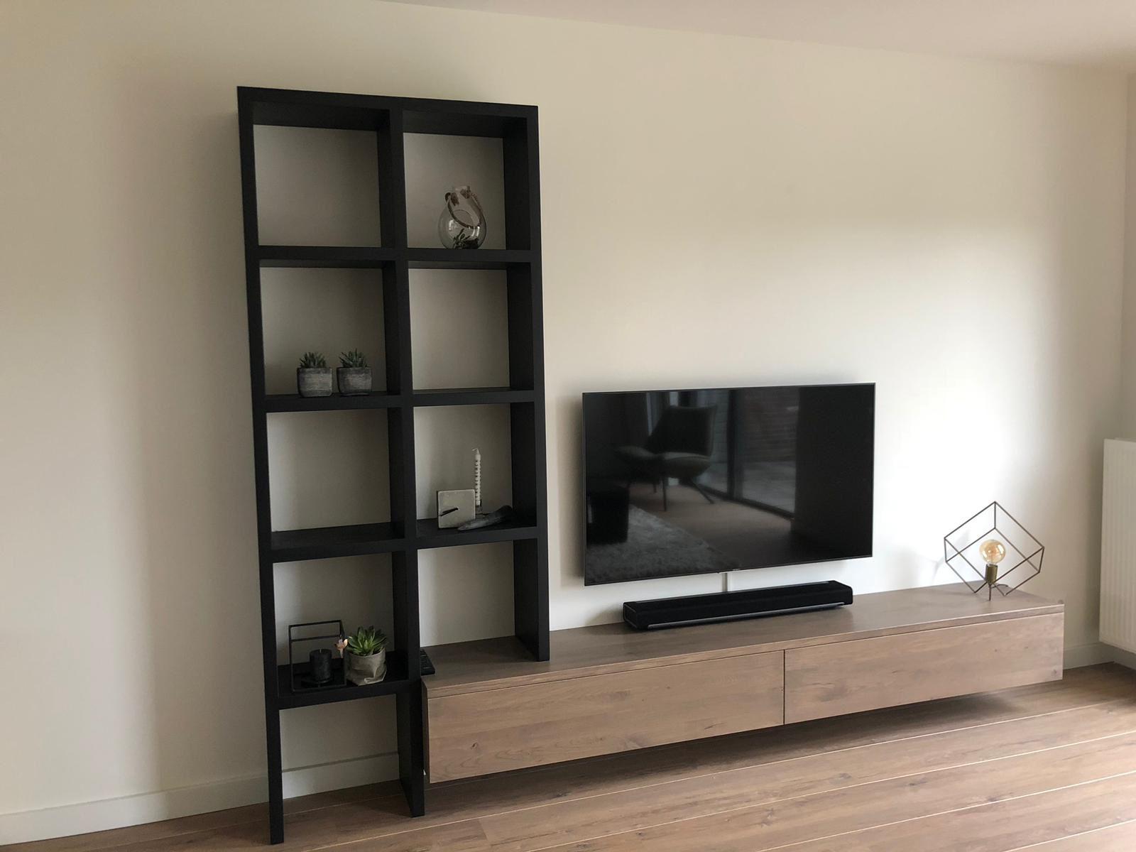 Tv Meubels Op Maat Oud Is Nieuw Biddinghuizen Meubels Interieur Woonkamer Tv Meubels