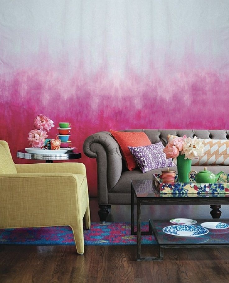 TOP 10 Ways to Add Color to Your Living Room This Spring | Bright ...