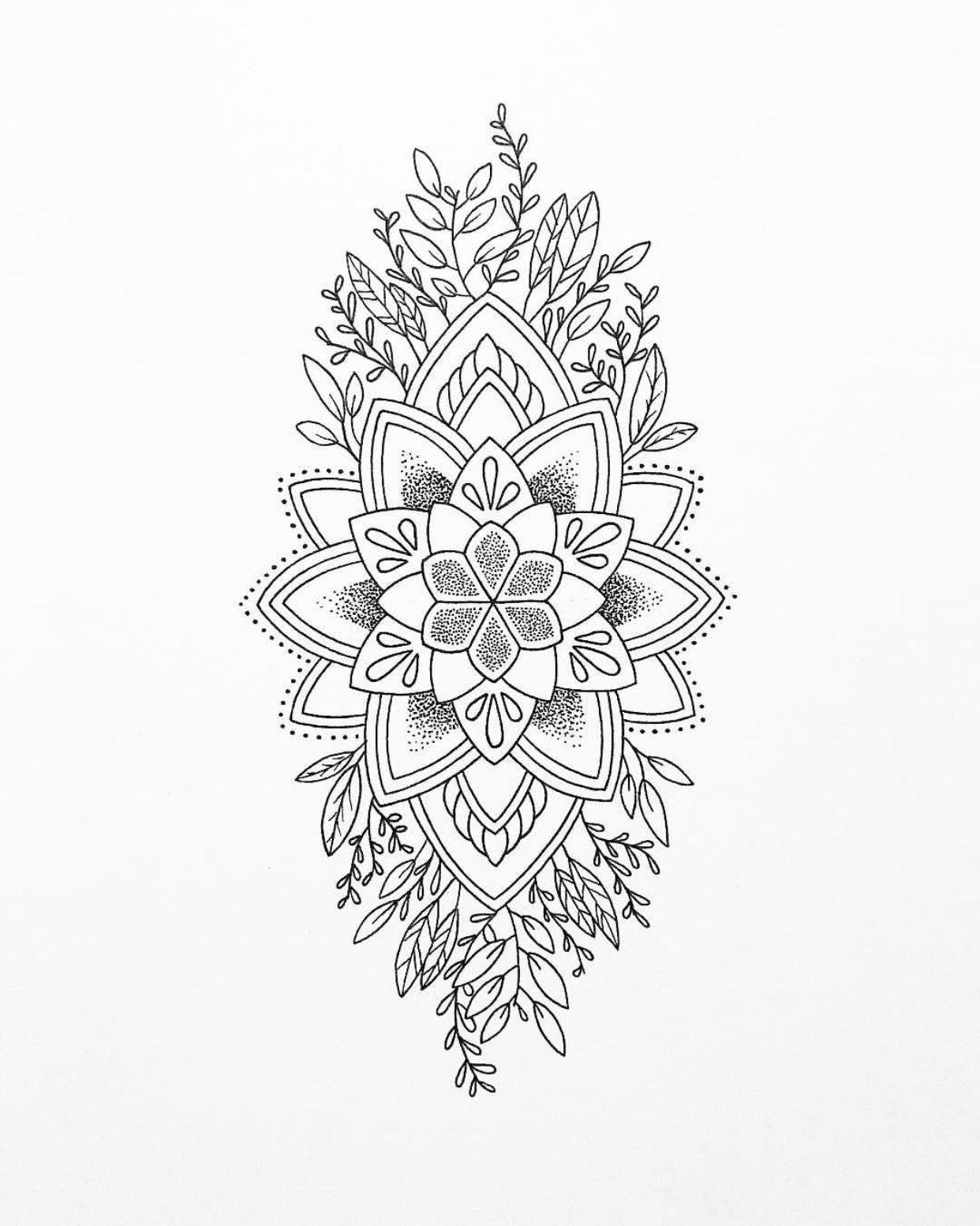 Photo of #Henna #mandala